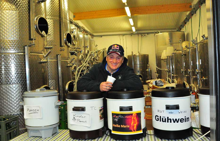 2015 Glühwein Weinbau Schabel