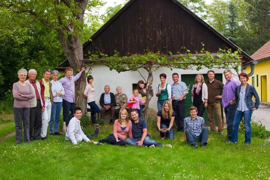 Großfamilie Schabel Rabl